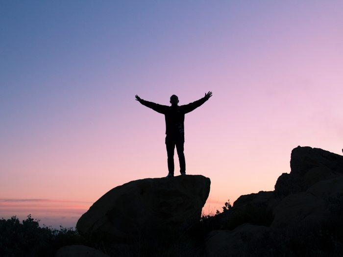 Happiness routine: experience gratitude